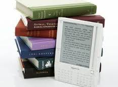 Books & tablet